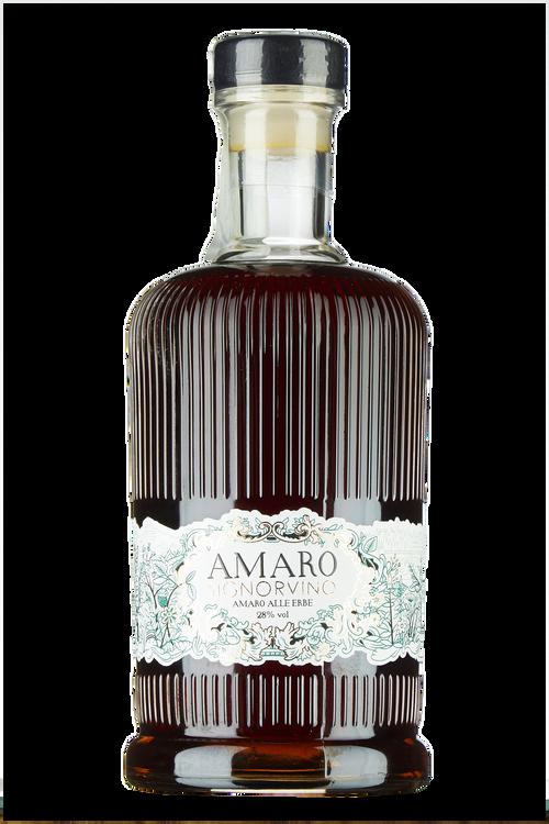 Amaro alle erbe Signorvino