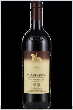 Toscana Merlot Apparita