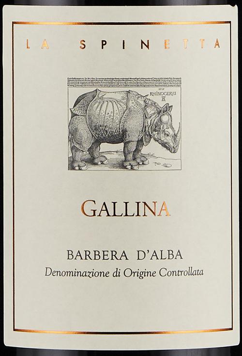 BARBERA D'ALBA GALLINA