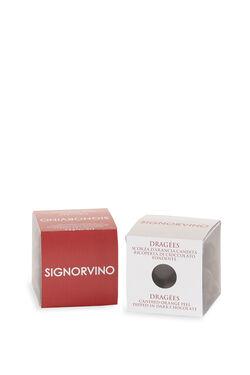 Dragées Scorza d'arancia candita rivestita di cioccolato fondente 66% - T'a Milano x Signorvino