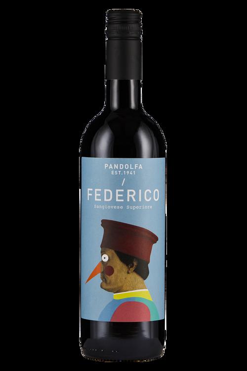 Sangiovese di Romagna Superiore Federico