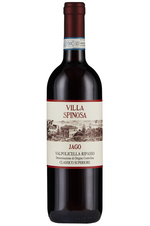 Valpolicella Ripasso Classico Superiore Jago