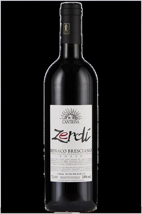 Benaco Bresciano Rosso Zerdi'