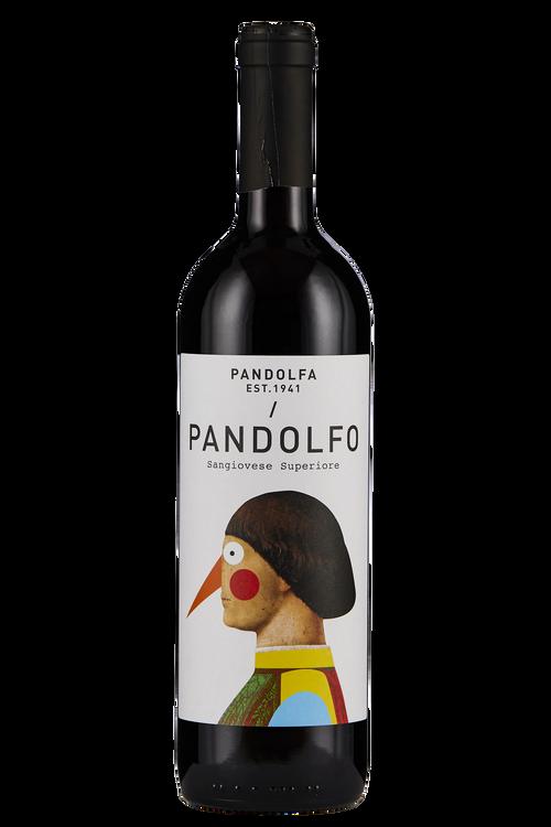Sangiovese di Romagna Superiore Pandolfo Vecchia Vigna