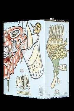 Chardonnay Ombra de vin bag in box