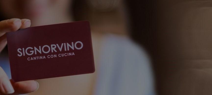 Signorvino Card